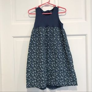 Baby Gap High-Low floral Sundress
